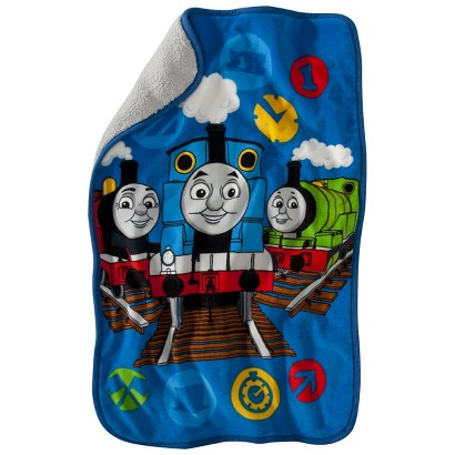 Thomas and Friends  Throw - Blue (Toddler)