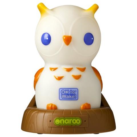 Night-Owl Portable Night-Light with OK to Wake