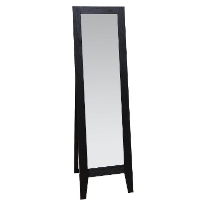 EASEL MIRROR - BLACK