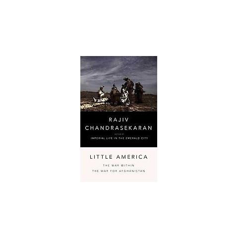 Little America (Unabridged) (Compact Disc)