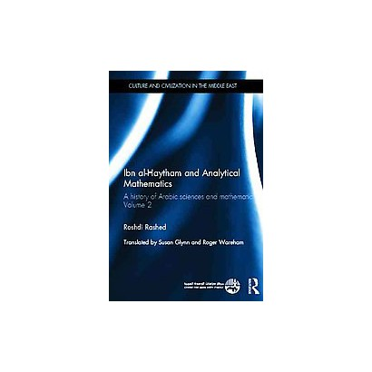 Ibn Al-haytham and Analytical Mathematics (2) (Hardcover)