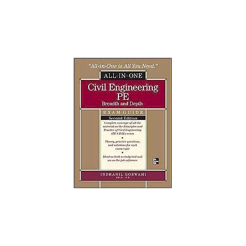 Civil Engineering PE Exam Guide (Hardcover)