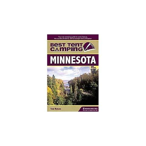 Best Tent Camping: Minnesota (Paperback)