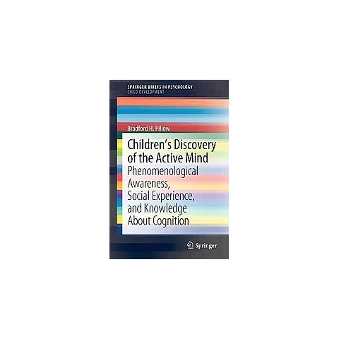 Children's Discovery of the Active Mind (Paperback)