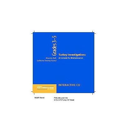 Turkey Investigations, Grades 3-5 (CD-ROM)