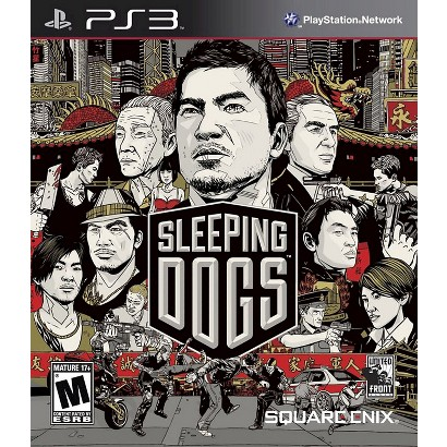 Sleeping Dogs (PlayStation 3)