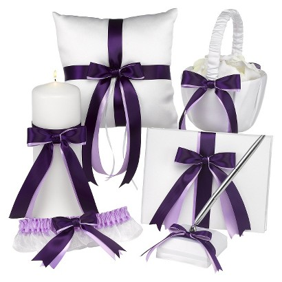 Grape and Lilac Collection - 6pc