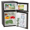 Emerson 3.1 Cu. Ft. 2-Door Compact Fridge and Freezer