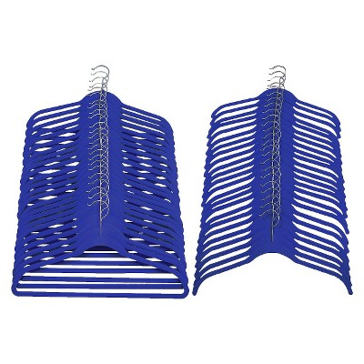 Huggable Hangers® 48pc Combo Pack - Blue