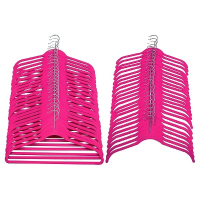 Joy Mangano Huggable Hangers® 48-Pc. Combo Pack - Pink