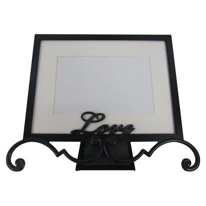 Evette Love Frame - Black 4x6