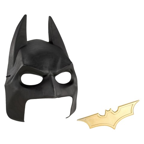 BATMAN    DKR COWL BATARANG RL PLAY