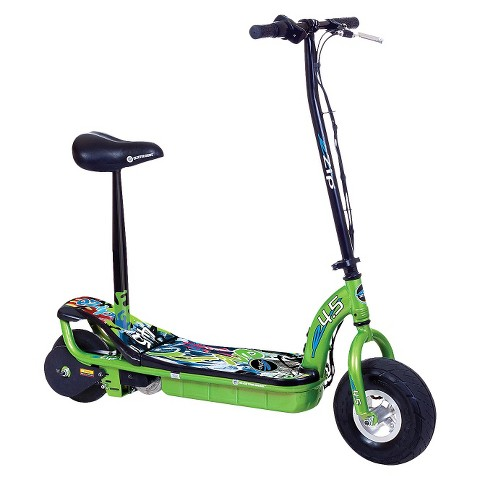 Currie Technologies e-ZIP 4.5 Green Scooter