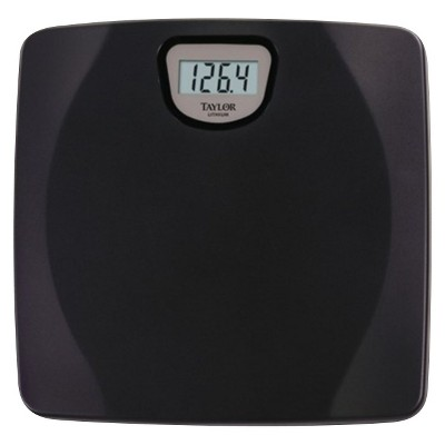 Taylor Lithium Digital Scale - Black