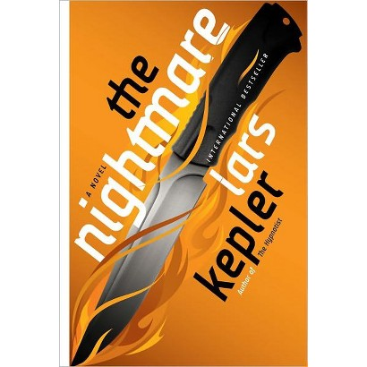 The Nightmare by Lars Kepler & Laura A. Wideburg (Translator)(Hardcover)
