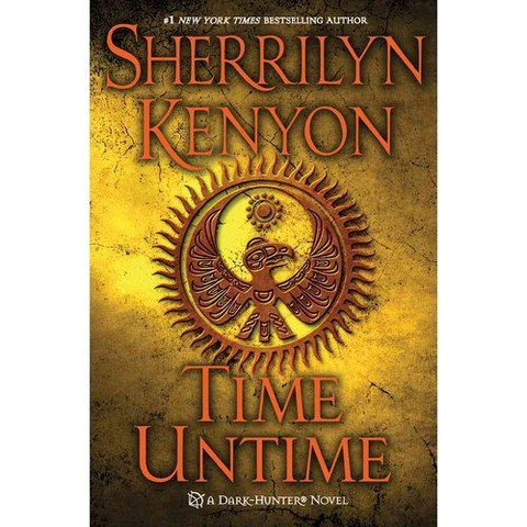 Time Untime by Sherrilyn Kenyon (Hardcover)