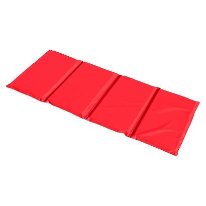 "KinderMat® Children's Rest Mat - Red (1""x19""x45"")"