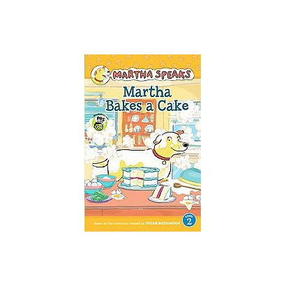 Martha Bakes a Cake (Hardcover)