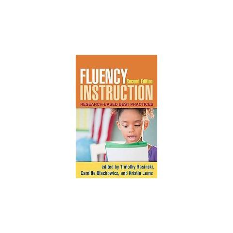 Fluency Instruction (Hardcover)