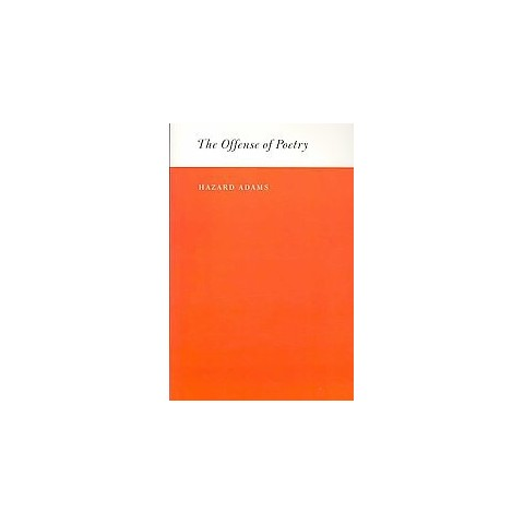 The Offense of Poetry (Paperback)