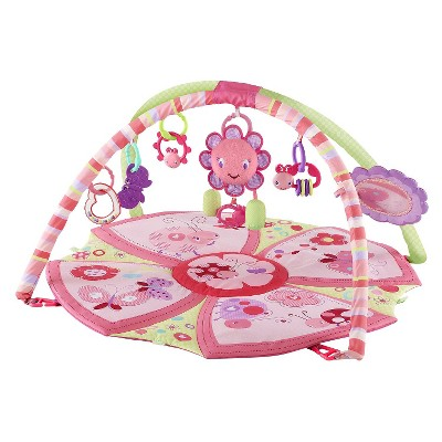 Bright Starts Activity Gym - Pretty in Pink Giggle Garden