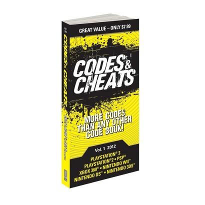 Codes & Cheats Volume 1 2012