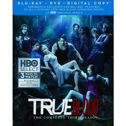 True Blood: The Complete Third Season (Blu-ray) (W) (Widescreen)