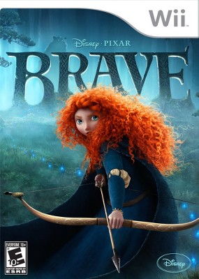 Disney Pixar Brave: The Video Game (Nintendo Wii)