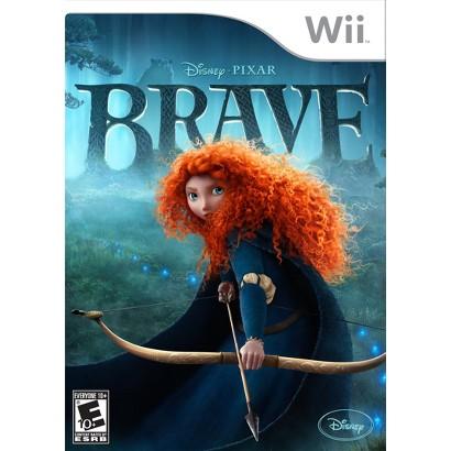 Disney Pixar Brave: The Video Game (Nintendo Wii)
