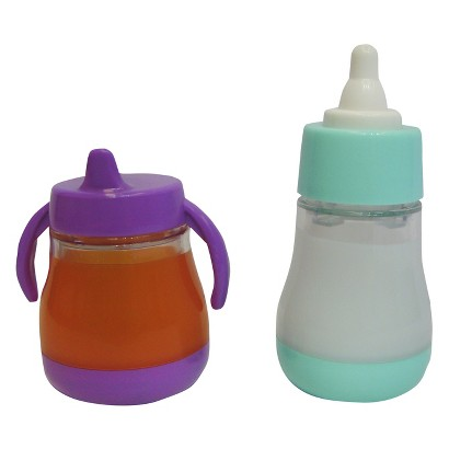 Magic Bottle & Magic Sippy Cup