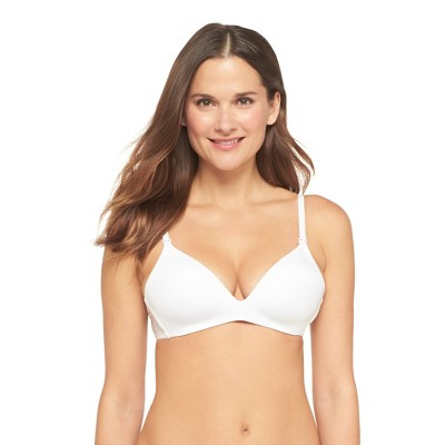 Women's Nursing Micro Wireless Bra True White - Gilligan & O'Malley®