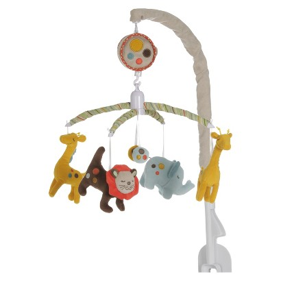 Bananafish MiGi Little Circus Crib Mobile