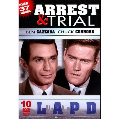 Arrest & Trial (10 Discs)