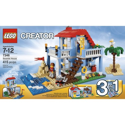 LEGO® Creator Seaside House 7346