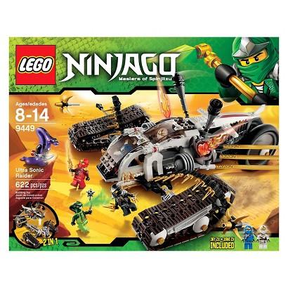 LEGO® Ninjago Ultra Sonic Raider 9449