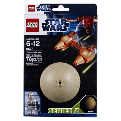 LEGO® Star Wars Twin Pod Cloud Car 9678
