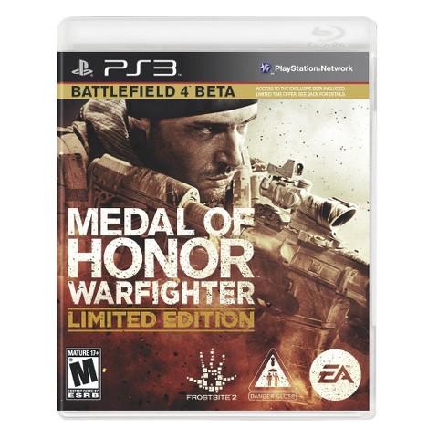 Medal of Honor: Warfighter (PlayStation 3)