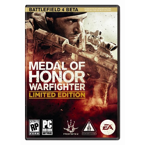 Medal of Honor: Warfighter (PC Games)
