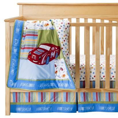 Trend Lab NASCAR® 3 PC Crib Bedding Set