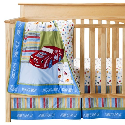 Trend Lab NASCAR® 3 PC Crib Bedding Set