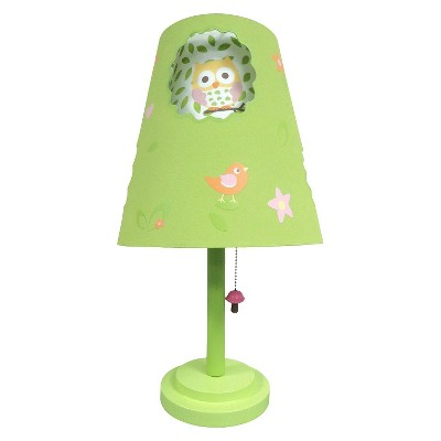 Circo® Love and Nature Table Lamp - Green