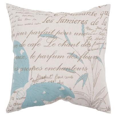 "Tarnish Toss Pillow - 18x18"""