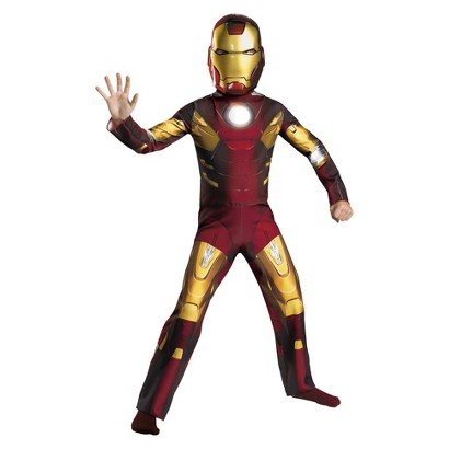 Boy's Iron Man Mark 7 Avengers Classic Costume
