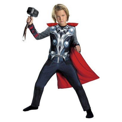Boy's Thor Avengers Classic Costume