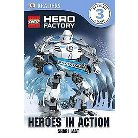 Lego Hero: Factory Rookie Hero (Hardcover)
