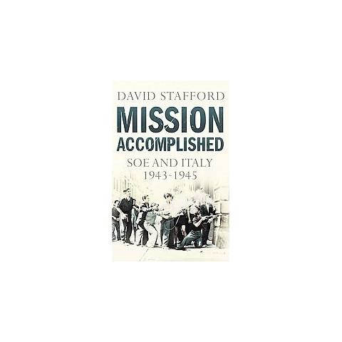 Mission Accomplished (Reprint) (Paperback)