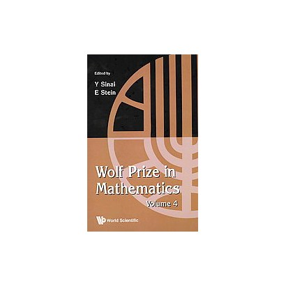 Wolf Prize in Mathematics (Hardcover)