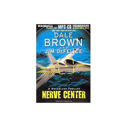 Nerve Center (Unabridged) (Compact Disc)
