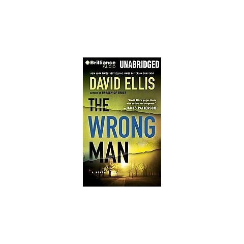 The Wrong Man (Unabridged) (Compact Disc)