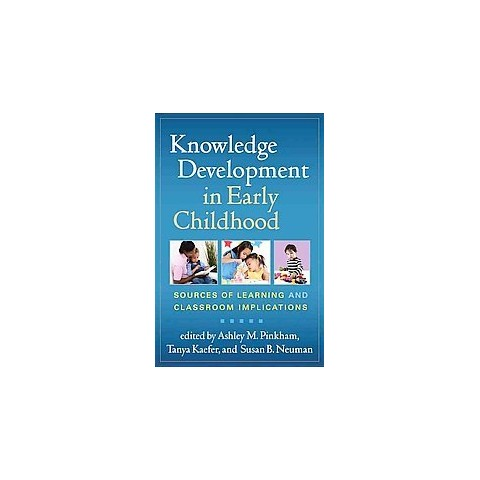 Knowledge Development in Early Childhood (Hardcover)